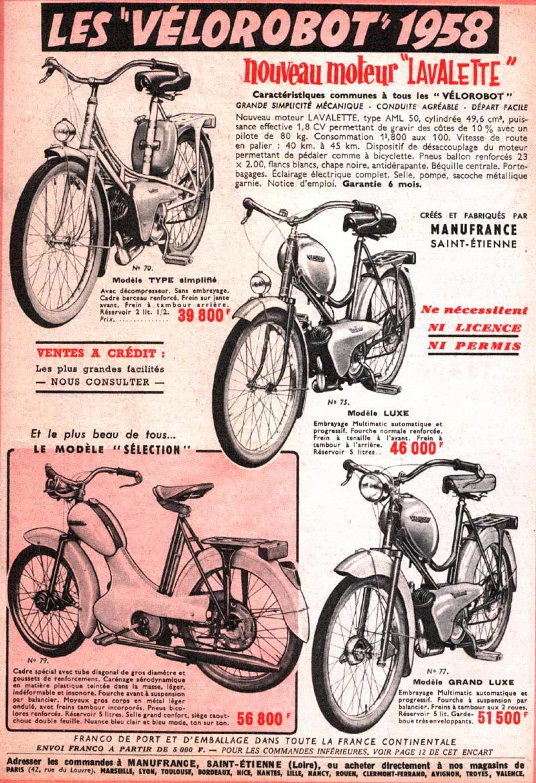 bromfiets moped mobylette reclame publicite werbung francais franse. Black Bedroom Furniture Sets. Home Design Ideas